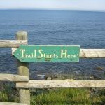 trail starts here
